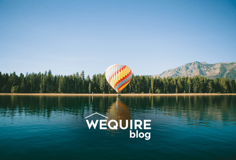 We have launched the Wequire Blog!