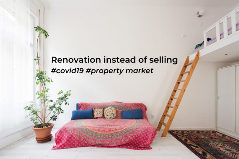 Wequire's tip for homeowners: DIY renovation instead of selling